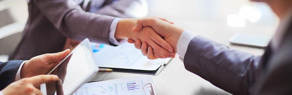 Business—handshake